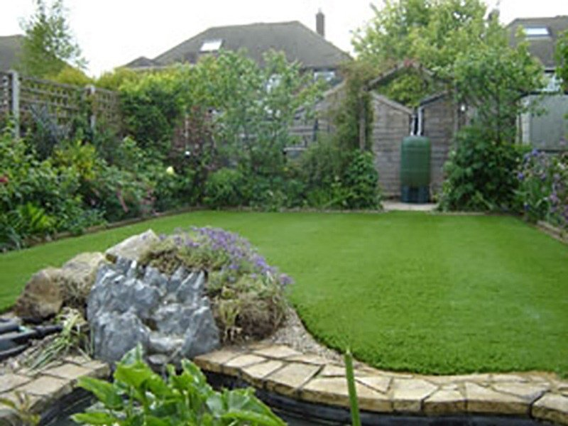 Landscaping and hardscaping for a beautiful touch to your back yard