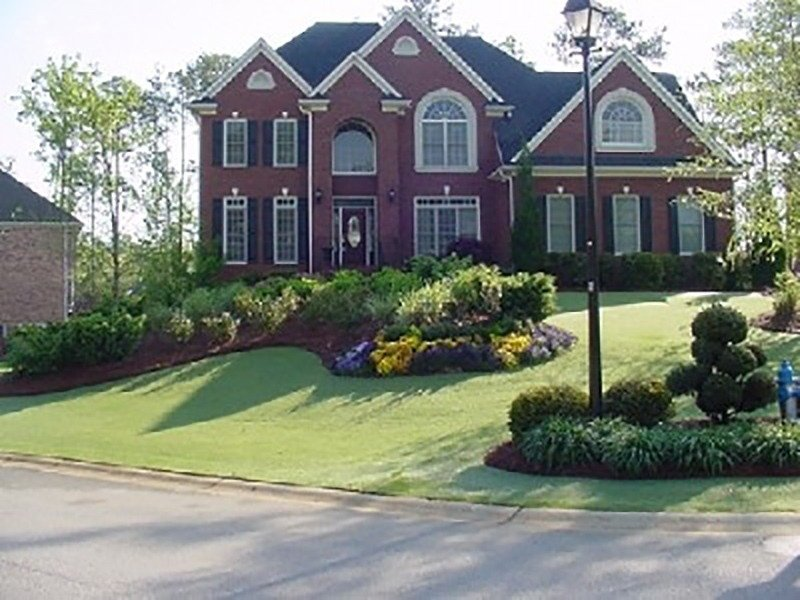 Only the best lawn care for your home by North Georgia