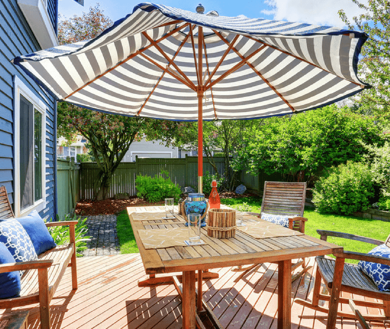 10 Ways To Instantly Add Shade To Your Patio