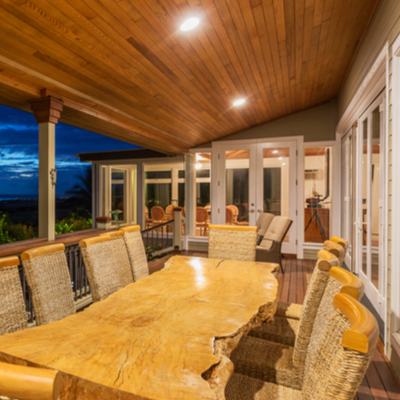 10 Outdoor Night Time Lighting Ideas For Your Deck